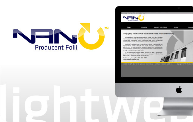 Producent Folii NAN